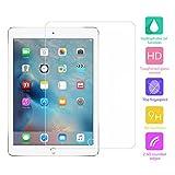 Cuitan Premium 9H Dureté Protecteur d'écran en Verre Trempé pour Apple iPad Pro,...