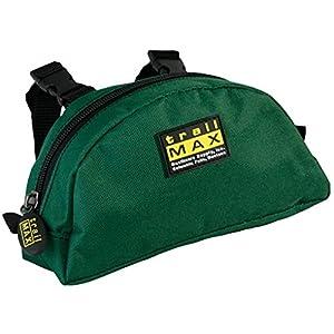 Trailmax Pommel Pocket. Satteltasche Western Packtasche grün