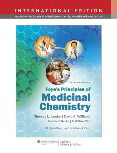 Descargar Libro Foye's Principles Of Medicinal Chemistry de Thomas Lemke