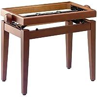 Stagg 25009719PB45CH M Wild Cherry Mat Piano Bench - Mat Piano