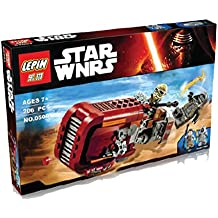 LEPIN Rey's Speeder Star Wars LEGO compatible 206 PCS