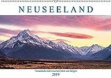Neuseeland: Traumlandschaft zwischen Meer und Bergen (Wandkalender 2019 DIN A2 quer): Neuseeland: Land der Kontraste zwischen Meer, Fjorden und Alpen (Monatskalender, 14 Seiten ) (CALVENDO Orte)
