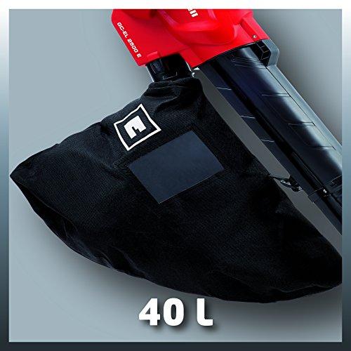 Einhell GC-EL 2500 E | Elektro-Laubsauger | Laubbläser - 3
