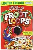 #7: Kellogg's Froot Loops Fiber and Whole Grain 345 Grams