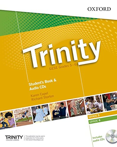 Trinity Graded Examinations in Spoken English (GESE): Trinity graded examinations in spoken english B1. Student's book. Per la Scuola media. Con CD. Con espansione online