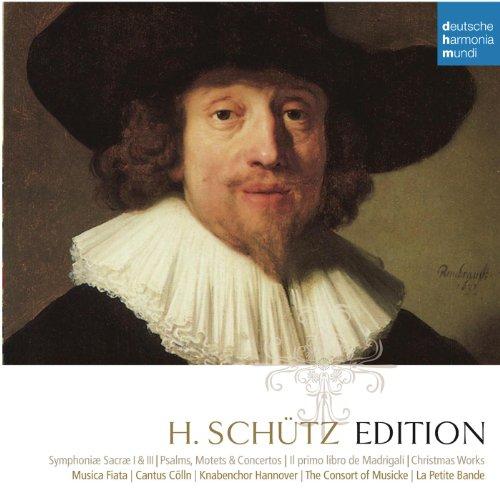 Geistliche Chormusik (Highlights): Geistliche Chormusik: Er wird sein Kleid in Wein waschen, SWV 370 (Secunda pars)