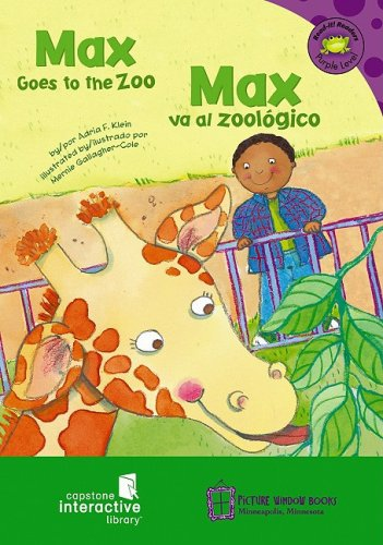 Max Va Al Zoologico / Max Goes to the Zoo (Read-it! Readers en Espanol: La Vida de Max) por Adria F. Klein