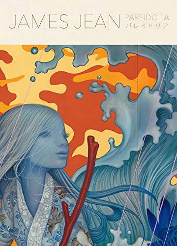Pareidolia: A Retrospective of Both Beloved and New Works by James Jean por PIE Books
