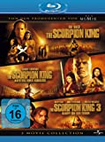 The Scorpion King 1-3 - Box [Blu-ray]