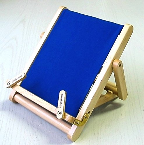 Bookchair Medium Blau - Atriles