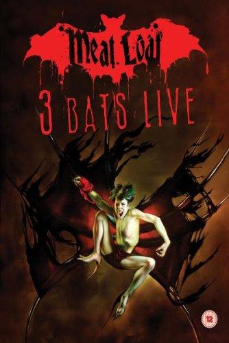 Preisvergleich Produktbild Meat Loaf - 3 Bats Live [Limited Edition] [2 DVDs]