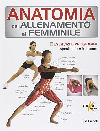 Zoom IMG-2 anatomia dell allenamento al femminile