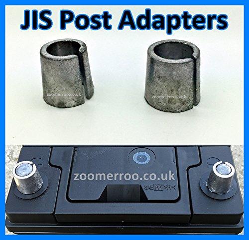 Adattatori terminale della batteria giapponesi