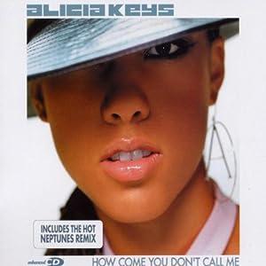 Alicia Keys - How Come You Don't Call Me - CD Maxi