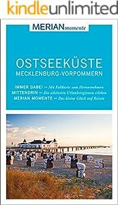 MERIAN momente Reiseführer Ostseeküste Mecklenburg-Vorpommern