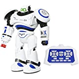 Toyshine Fighting Remote Controlled Robot with Programmable Mode, Singing, Dancing