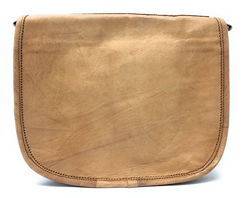 Aga's Own , Borsa Messenger  Donna Beige 03