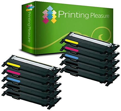 Get Set of 10 Compatible Laser Toner Cartridges for Samsung CLP-360/360N CLP-365/365W CLP-368 CLX-3300 CLX-3305/3305FN/3305N/3305W/3305FW Xpress SL-C410W / SL-C460W / SL-C460FW / SL-C467W / CLT-K406S / CLT-C406S / CLT-M406S / CLT-Y406S on Line