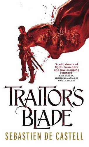 Traitor's Blade: The Greatcoats Book 1