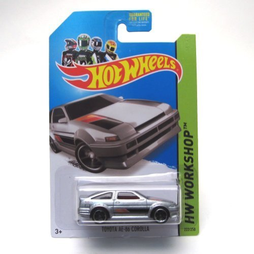 toyota-ae-86-corolla-14-hot-wheels-222-250-silver-vehicle