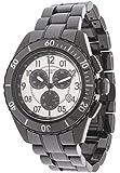 Cerruti Herren Armbanduhr Keramik Schwarz CRA079Z211H