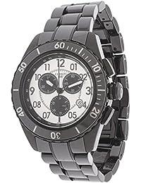 Reloj hombre CERRUTI cerámica negro cra079z211h