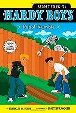 Robot Rumble (Hardy Boys: The Secret Files)