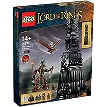 LEGO - Juego de construcción con diseño Torre de Orthanc El Señor de Anillos, 2359 piezas (10237)