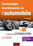 technologie fonctionnelle de l automobile tome 2 7e ?d