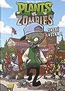 Plants vs Zombies, Tome 3 : par Tobin