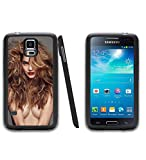 Ultra Slim Mince TPU Housse pour Samsung Galaxy S5 Mini Coque Celebrity Barbara Palvin