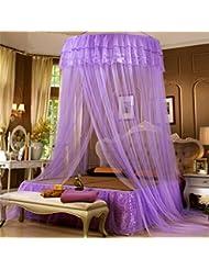 pengweiDome-cama redes de techo tipo colgante Palacio ronda 1,5 metros 1,8 m cama general mosquiteros , 1