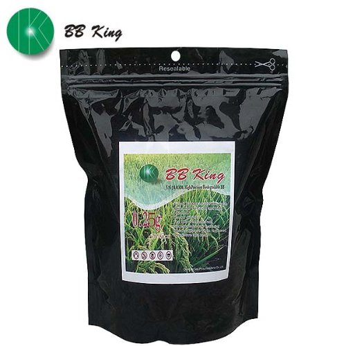0,25 Gramm 6 mm BB-King 4komma5® Edition High Quality Bio Softairkugeln weiß 4000 Stück zu 4komma5®