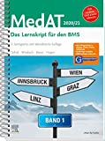 MedAT Humanmedizin/Zahnmedizin 2020/2021- Band 1: Das Lernskript für den BMS - Mit Zugang zu Lernskript.get-to-med.com - Deniz Tafrali, Paul Yannick Windisch, Flora Hagen