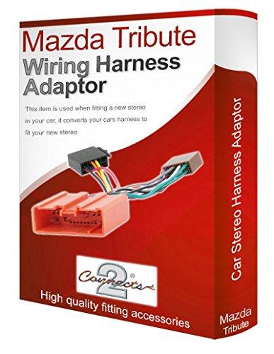 mazda-tribute-cd-radio-stereo-cablaggio-adattatore-loom-iso-convertitore