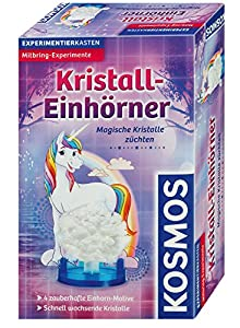 Kosmos 657659 Juguete y Kit de Ciencia para niños Kit de experimentos - Juguetes y Kits de Ciencia para niños (Química, Kit de experimentos, 8 año(s), Niño/niña, 130 mm, 213 mm)