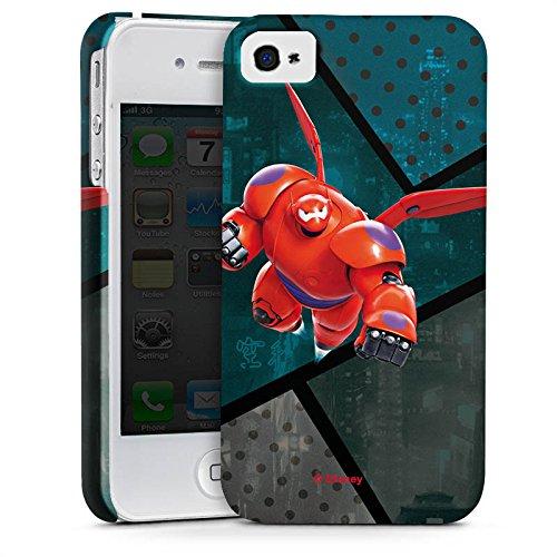 Apple iPhone X Silikon Hülle Case Schutzhülle Disney Baymax Merchandise Fanartikel Premium Case glänzend