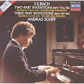 J.S. Bach: Invention No.12 in A, BWV 783