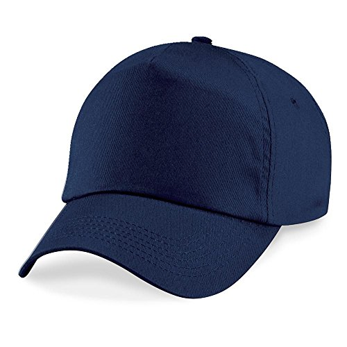Beechfield - Original 5 Panel Cap Einheitsgröße,French Navy