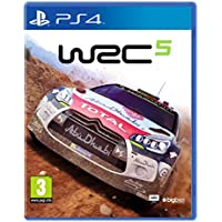 World Rally Championship WRC 5 (Playstation 4)
