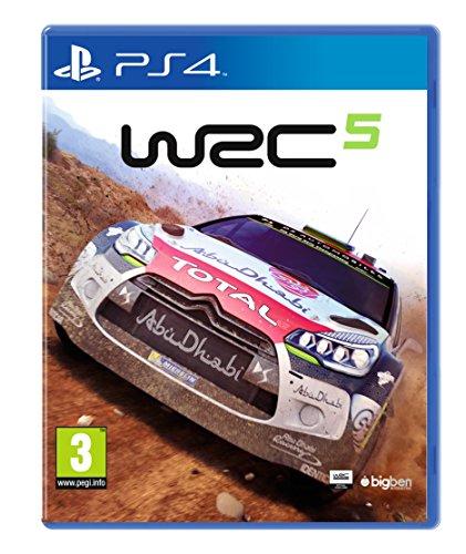 Ubisoft, World Rally Championship Wrc 5 Per Ps4