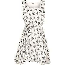 Innocent Panda Please Dress Vestido Blanco