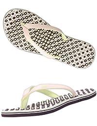 best sneakers 7bba9 c2945 adidas Damen Zehensandale Eezay Dots Zehentrenner