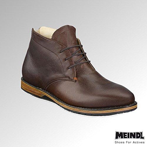 Meindl , Mocassins pour homme Dark Brown (Dunkelbraun)