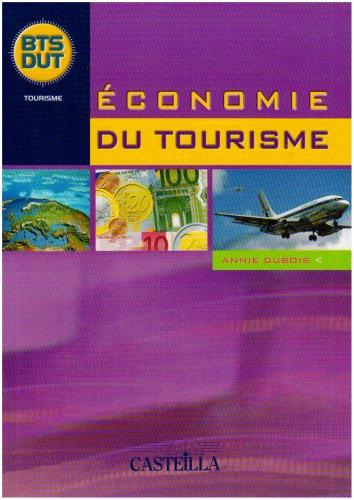 Economie du tourisme, BTS DUT