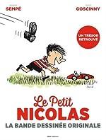 Le Petit Nicolas - La bande dessinée originale de René Goscinny