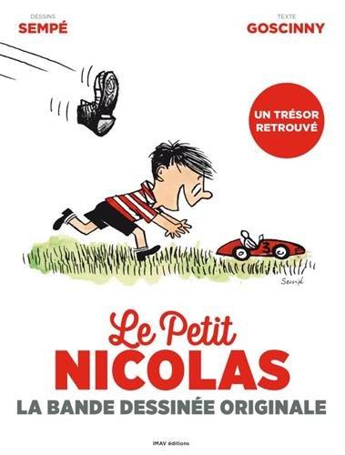 Le Petit Nicolas - La bande dessinée originale par René Goscinny