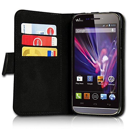 Book Style Flip Handy Tasche Case Schutz Hülle Schale Motiv Etui für Apple iPhone 5 / 5S - A46 Design1 Design 7
