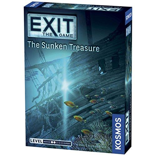 Kosmos Themse 694050Exit die versunkenen Schätzen Familie Spiel