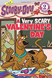 Scooby-Doo Reader #29: A Very Scary Valentine's Day (Level 2) (Scholastic Reader Scooby Doo - Level 2 & 3)